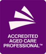 Accredited Aged Care Professional logo - Wealth Connexion