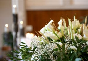 Flowers on a Funeral - Funeral Insurance - Wealth Connexion