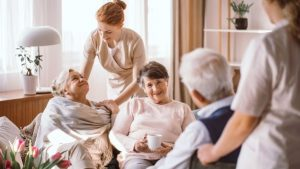 What is your aged care funding strategy